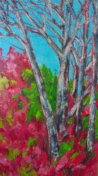 tree_in_red_and_blue-t-h-pickett